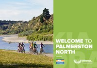 Welcome to Palmerston North cover image