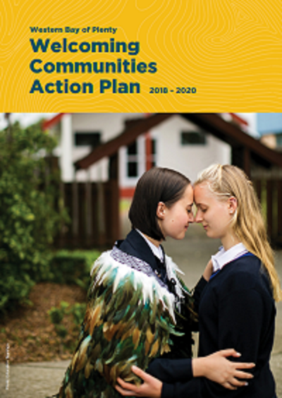 Welcoming Communities cover image.